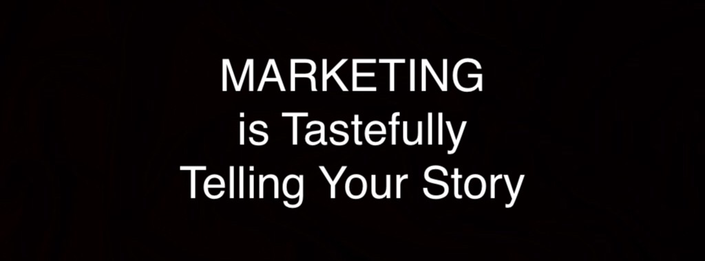 Spark to Bonfire Marketing is Tastefully Telling Your Story